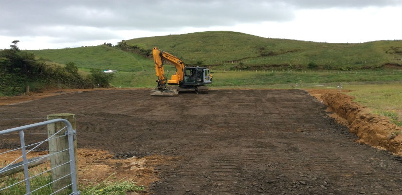 Site Preparation Earthworks And Earthmoving New Plymouth